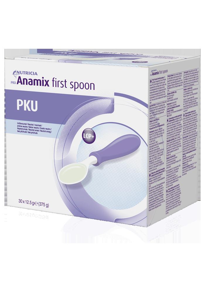 PKU Anamix First Spoon | Paediatrics Healthcare | Nutricia