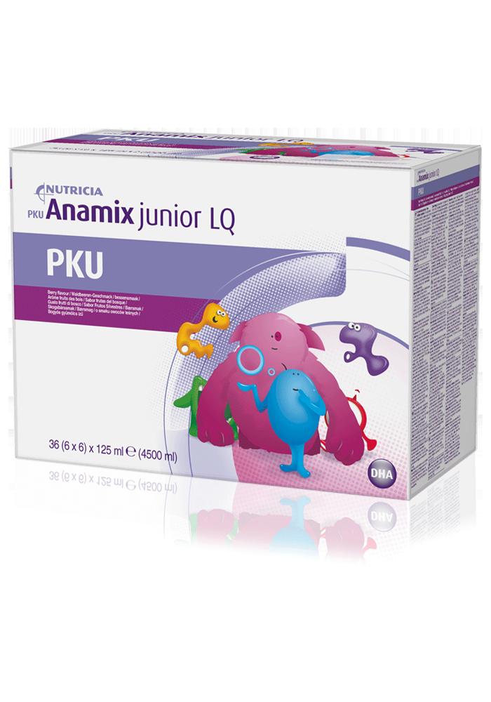 PKU Anamix Junior LQ Berry Box | Paediatrics Healthcare | Nutricia