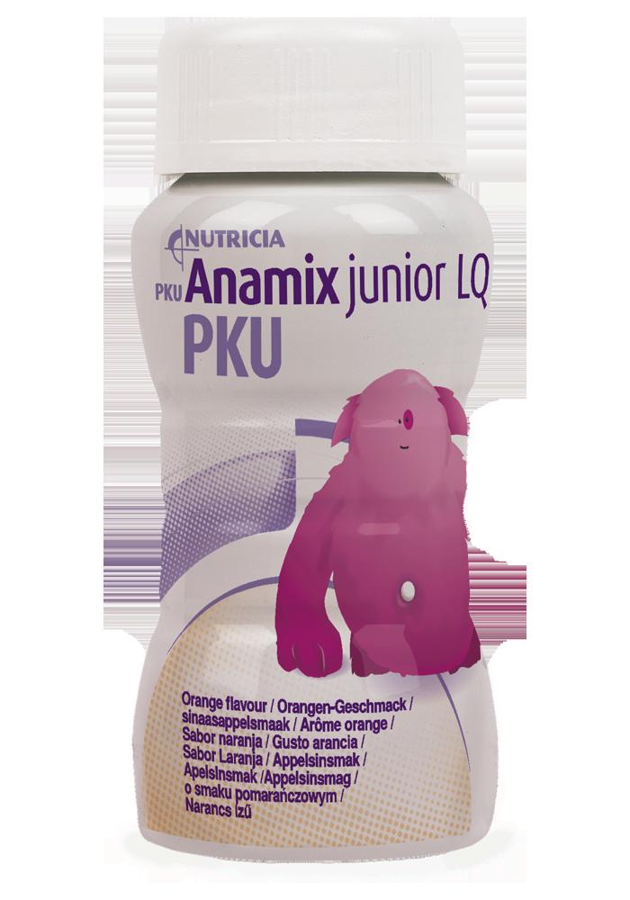 PKU Anamix Junior LQ Orange | Paediatrics Healthcare | Nutricia
