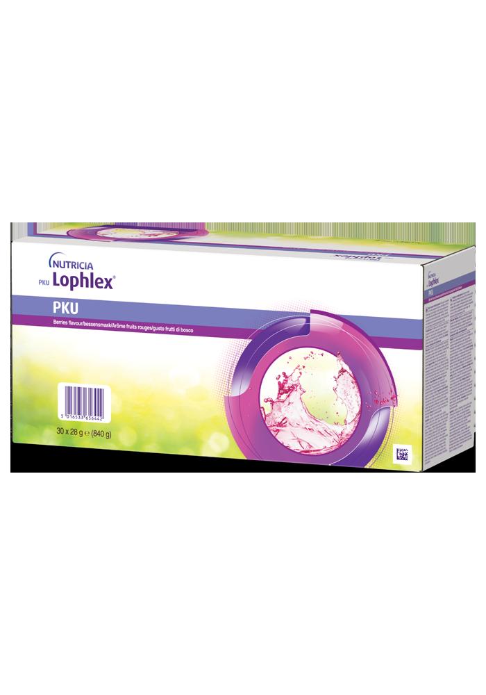 PKU Lophlex Powder Berries | Paediatrics Healthcare | Nutricia