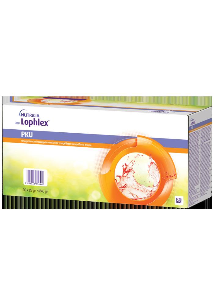 PKU Lophlex Powder Orange | Paediatrics Healthcare | Nutricia