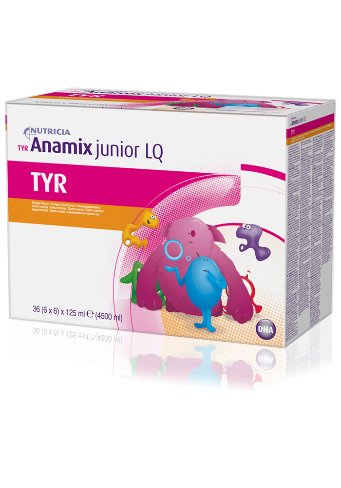 TYR Anamix Junior LQ | Paediatrics Healthcare | Nutricia