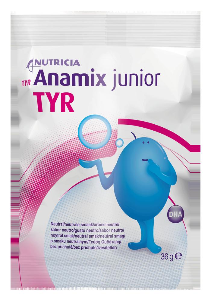 TYR Anamix Junior | Paediatrics Healthcare | Nutricia