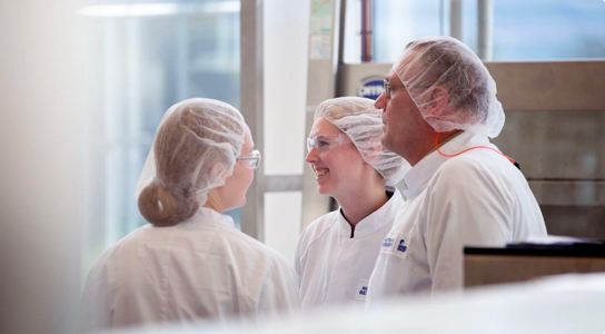 Evidence-based discovery is at the heart of everything we do at Nutricia