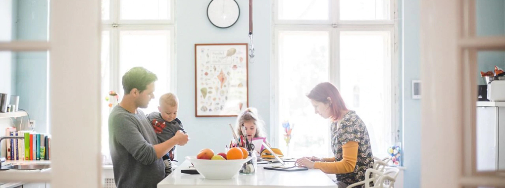 10 tips for organising your stay-at-home life