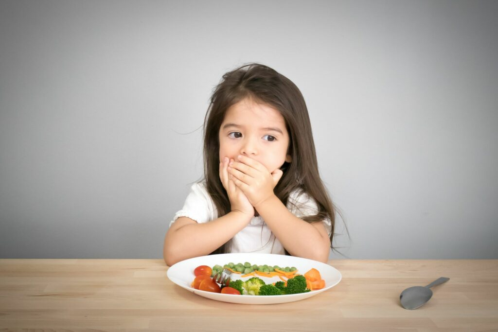 Why are kids so picky about their food?